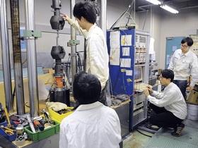 拓殖大学工学部 機械システム工学科のイメージ