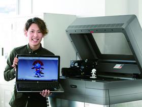 中央工学校3D-CAD科のイメージ