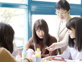 常磐短期大学幼児教育保育学科のイメージ