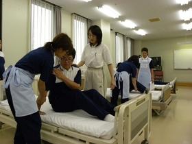 いばらき中央福祉専門学校介護福祉科のイメージ