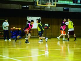 北翔大学生涯スポーツ学部 スポーツ教育学科 競技スポーツコースのイメージ