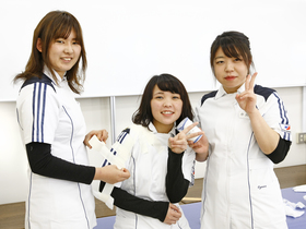 関東柔道整復専門学校柔道整復師学科(昼間部)のイメージ