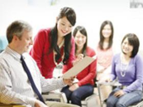名古屋外語・ホテル・ブライダル専門学校国際エアライン科のイメージ
